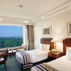 Sheraton New Delhi Hotel 5* Номер Делюкс с различными типами кроватей