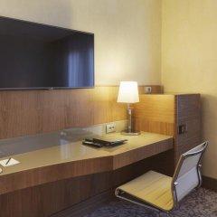 Отель Hilton Milan 4* Стандартный номер с различными типами кроватей фото 7
