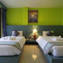 Ansino Bukit Hotel 3* Улучшенный номер двуспальная кровать фото 8