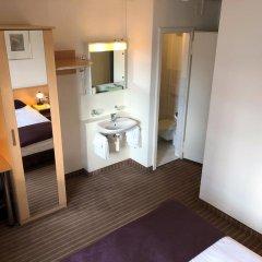 Olympia Hotel Zurich 3* Стандартный номер с двуспальной кроватью фото 4