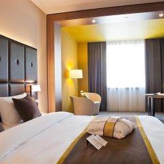 Гостиница Mercure Тюмень Центр 4* Стандартный номер двуспальная кровать