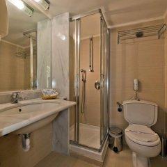 Minos Hotel 4* Стандартный номер с 2 отдельными кроватями фото 4