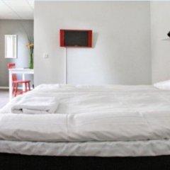 STF Gärdet Hotel & Hostel Стандартный номер с различными типами кроватей фото 5