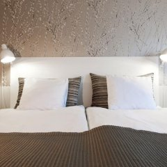 Hotel Birger Jarl 4* Стандартный номер с двуспальной кроватью фото 15