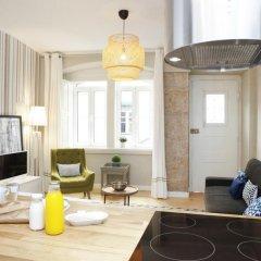 Отель Flores Guest House 4* Улучшенные апартаменты с различными типами кроватей фото 2