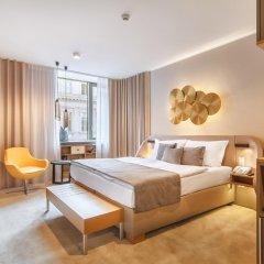 President Hotel Prague 5* Улучшенный номер с различными типами кроватей