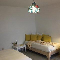 Отель Casa Canario Bed & Breakfast 2* Улучшенный семейный номер с двуспальной кроватью фото 6