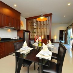 Отель Ban Thai Villa Пхукет в номере фото 2