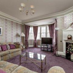 Апартаменты My-castle Apartments Эдинбург комната для гостей фото 4