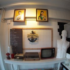 Jetty Huahin Hostel в номере