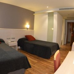 Hotel Táctica 4* Стандартный номер с различными типами кроватей фото 19