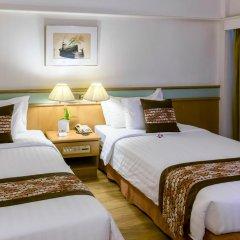The Dynasty Hotel 3* Улучшенный номер с различными типами кроватей фото 9
