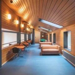 Youth Hostel Bern Кровать в мужском общем номере с двухъярусной кроватью