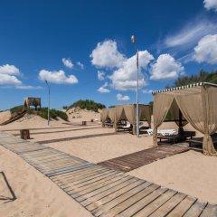 Отель Лазурный берег(Анапа) пляж фото 2