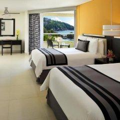 Отель Dreams Huatulco Resort & Spa 4* Номер Делюкс с различными типами кроватей фото 7
