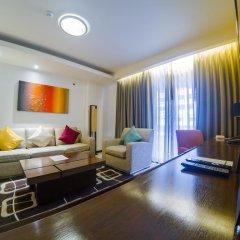 Отель Oakwood Residence Sukhumvit Thonglor 4* Студия Делюкс фото 4