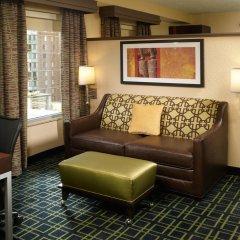 Отель Fairfield Inn & Suites by Marriott Washington, DC/Downtown интерьер отеля фото 2