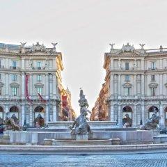 Отель I Giardini Del Quirinale детские мероприятия
