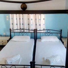 Galini Hotel Стандартный номер с различными типами кроватей фото 8