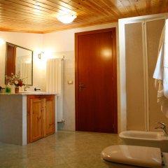 Отель B&B Le Serre Петралия-Соттана ванная