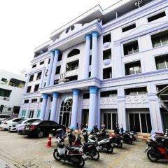 Отель T3 Residence парковка