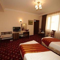 Отель Арцах 3* Стандартный номер двуспальная кровать фото 4