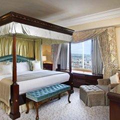 Отель London Hilton on Park Lane 5* Люкс с различными типами кроватей фото 23