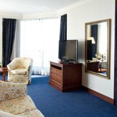 Бутик Отель Кристал Палас 4* Люкс повышенной комфортности с разными типами кроватей фото 3