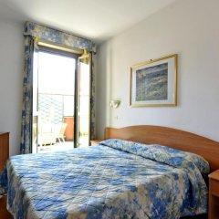 Tirreno Hotel 3* Стандартный номер с двуспальной кроватью фото 16