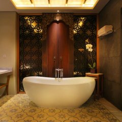 Отель THE HAVEN SUITES Bali Berawa 4* Люкс с различными типами кроватей фото 9