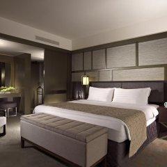Отель Pan Pacific Singapore 5* Номер Делюкс с двуспальной кроватью