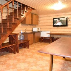 Гостиница Изба удобства в номере