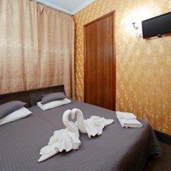 White Nights Hotel 2* Стандартный номер двуспальная кровать фото 5