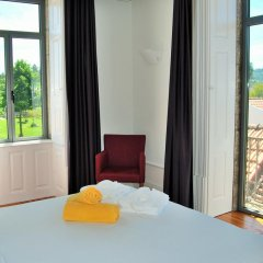 Hotel Quinta da Cruz & SPA 4* Люкс Премиум с различными типами кроватей фото 5