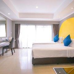 Отель FuramaXclusive Sukhumvit 4* Номер Премиум с двуспальной кроватью фото 21