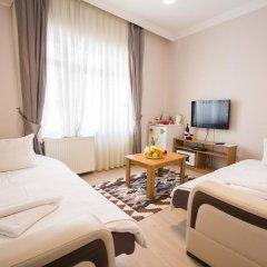 Апартаменты Feyza Apartments Апартаменты с различными типами кроватей фото 22