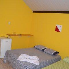 Отель Portal das Cores 3* Стандартный номер с различными типами кроватей фото 8