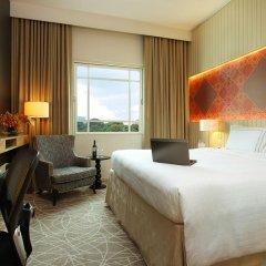 Rendezvous Hotel Singapore 4* Улучшенный номер с различными типами кроватей