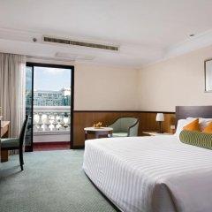 Boulevard Hotel Bangkok 4* Улучшенный номер с двуспальной кроватью фото 3