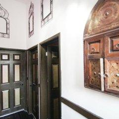 Отель Moroccan Riad Стандартный номер с различными типами кроватей фото 24