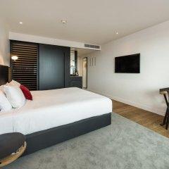 Skycity Grand Hotel Auckland 5* Номер Делюкс с различными типами кроватей фото 3