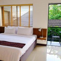 Отель The Umbrella House 3* Номер Делюкс с различными типами кроватей фото 3