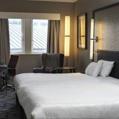 Отель Doubletree By Hilton Edinburgh City Centre 4* Стандартный номер фото 2