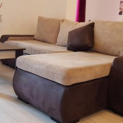Апарт-Отель Мария Апартаменты с двуспальной кроватью фото 18