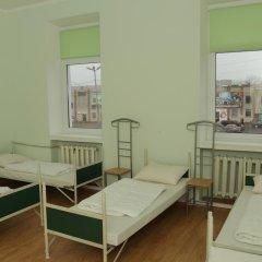 Гостиница Tsentr Кровать в общем номере с двухъярусной кроватью фото 4