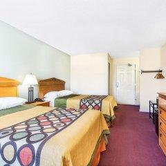 Отель Super 8 by Wyndham Manning 2* Стандартный номер с 2 отдельными кроватями