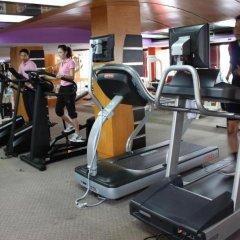 Отель Ebina House Бангкок фитнесс-зал фото 2