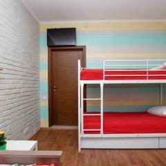 Отель Жилые помещения Кукуруза Бутик Казань комната для гостей фото 3