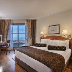 Отель Crowne Plaza Haifa 3* Стандартный номер фото 3