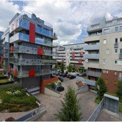 Отель Apartament Platinum Вроцлав парковка